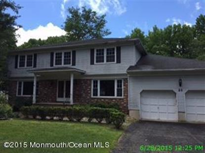 21 Canvasback Road Englishtown, NJ MLS# 21528554