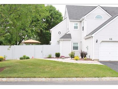 13 Frost Court Freehold, NJ MLS# 21536856