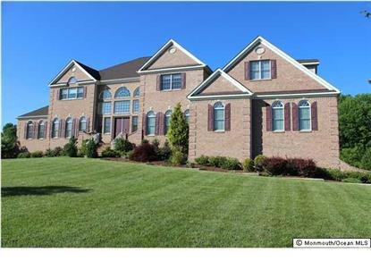 107 Hidden Pond Court Manalapan, NJ MLS# 21538242