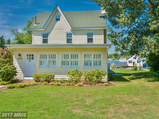 6078 Drum Point Rd, Deale, MD 20751