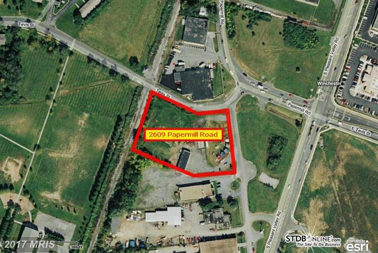 2609 PAPERMILL RD, Winchester, VA 22601
