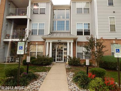 501 MATHIAS HAMMOND WAY #104 Annapolis, MD MLS# AA8200174