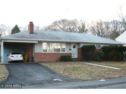 116 MAPLE AVE Pasadena, MD MLS# AA8249520