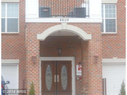 8609 WINTERGREEN CT #307 Odenton, MD MLS# AA8294499