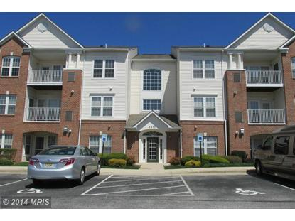 2410 CHESTNUT TERRACE CT #204 Odenton, MD MLS# AA8361987