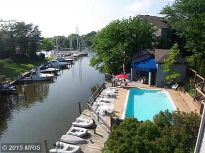 3 SPA CREEK LNDG #A2 Annapolis, MD MLS# AA8364903