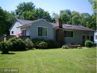 5939 ROCKHOLD DR Deale, MD MLS# AA8366649