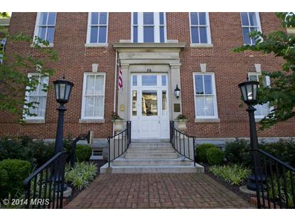 66 FRANKLIN ST #509 Annapolis, MD MLS# AA8390292