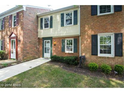 12 GEORGETOWN CT #2 Annapolis, MD MLS# AA8405418
