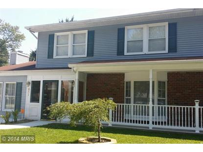 651 CHAPELVIEW DR Odenton, MD MLS# AA8436961