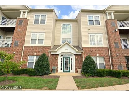 2504 AMBER ORCHARD CT W #202 Odenton, MD MLS# AA8443770
