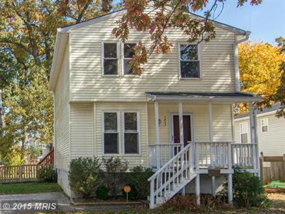 7833 CATHERINE AVE Pasadena, MD MLS# AA8493135