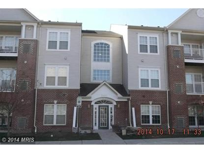 2493 AMBER ORCHARD CT E #104 Odenton, MD MLS# AA8495904