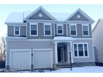 2436 MacAllister LN Gambrills, MD MLS# AA8503213