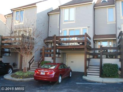 13 CHESAPEAKE LANDING #13C Annapolis, MD MLS# AA8504752
