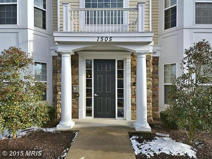 1505 BROADNECK PL #101 Annapolis, MD MLS# AA8544021