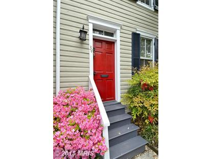34 CATHEDRAL ST Annapolis, MD MLS# AA8546632
