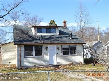 6004 MELBOURNE AVE Deale, MD MLS# AA8551843