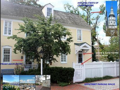 209 DUKE OF GLOUCESTER ST #2 Annapolis, MD MLS# AA8559924