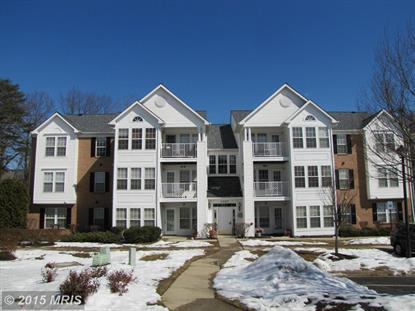 2402 AUTUMN HARVEST CT #302 Odenton, MD MLS# AA8565684
