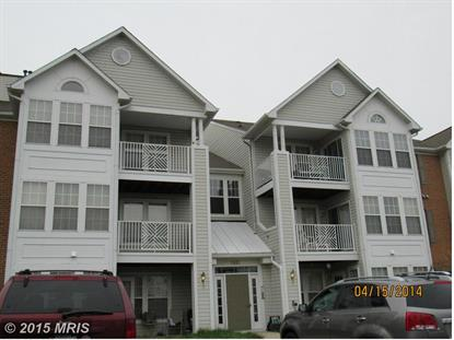 2442 BLUE SPRING CT #304 Odenton, MD MLS# AA8606727