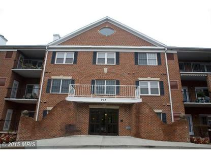 803 COXSWAIN WAY #106 Annapolis, MD MLS# AA8608878