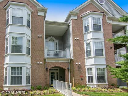 655 BURTONS COVE WAY #10 Annapolis, MD MLS# AA8645483
