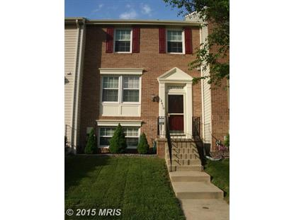 2410 PINEVILLE CREST CT Odenton, MD MLS# AA8649154
