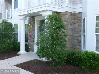 1503 BROADNECK PL #3-301 Annapolis, MD MLS# AA8688813
