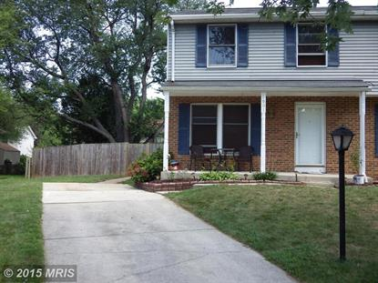 1601 REVELL DOWNS DR Annapolis, MD MLS# AA8706443