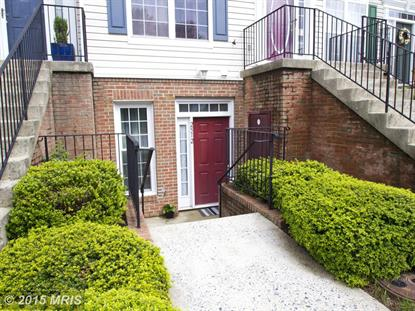2512 WILLOW LEAF CT #A Odenton, MD MLS# AA8718573