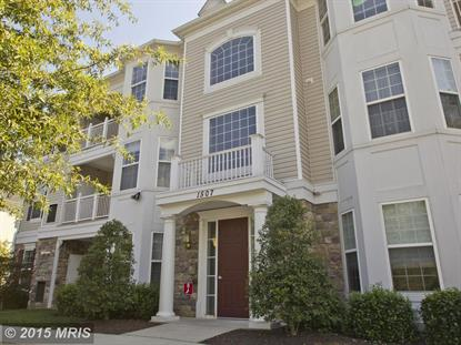 1507 BROADNECK PL #1-102 Annapolis, MD MLS# AA8744167