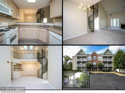 805 LATCHMERE CT #303 Annapolis, MD MLS# AA8744527