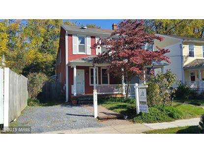 513 SECOND ST Annapolis, MD MLS# AA8751506