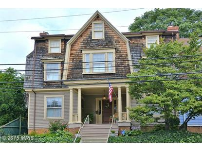 63 FRANKLIN ST Annapolis, MD MLS# AA9009085