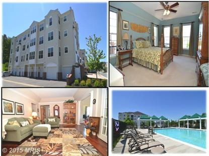 8607 WINTERGREEN CT #202 Odenton, MD MLS# AA9524556