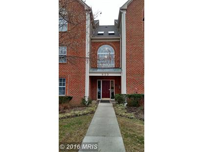 625 ADMIRAL DR #405 Annapolis, MD MLS# AA9590336