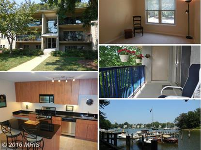 1103 PRIMROSE CT #302 Annapolis, MD MLS# AA9599339