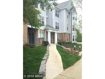 2015 GOV THOMAS BLADEN WAY #103 Annapolis, MD MLS# AA9633736
