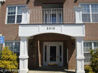 2013 WARNERS TER S #243 Annapolis, MD MLS# AA9647119