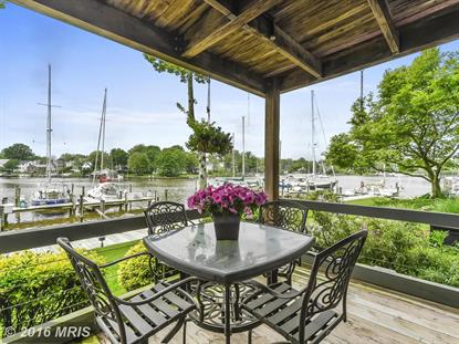 16 SPA CREEK LNDG #A Annapolis, MD MLS# AA9657099