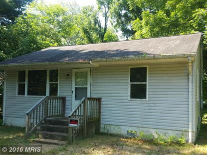 5864 SWAMP CIRCLE RD Deale, MD MLS# AA9716781
