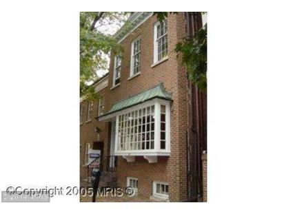 123 ROYAL ST Alexandria, VA MLS# AX8265968