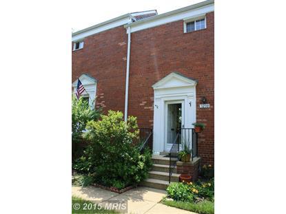3230 WELLINGTON RD #101 Alexandria, VA MLS# AX8637125