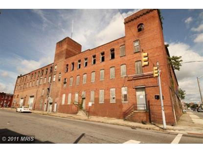 510 S. MONROE ST Baltimore, MD MLS# BA7700093