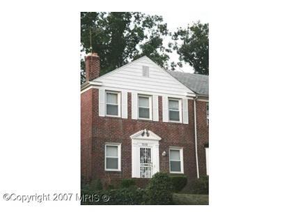 1519 ARGONNE DR, Baltimore, MD