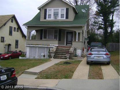 3008 EVERGREEN AVE Baltimore, MD MLS# BA8242351
