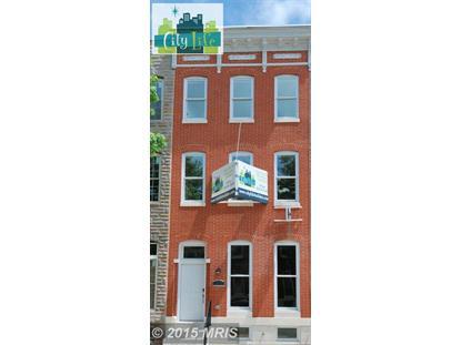 1526 CAROLINE ST Baltimore, MD MLS# BA8360519