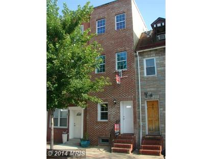 1826 GOUGH ST Baltimore, MD MLS# BA8363447
