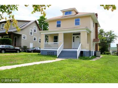 2333 IVY AVE Baltimore, MD MLS# BA8414352